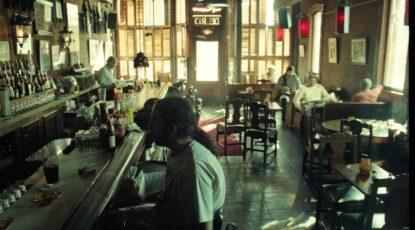 Bar Scene at the Del Rio, October 1994