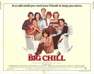 Lawrence Kasdan parlayed his Michigan experiences into a beloved film ('The Big Chill') and a stellar career.