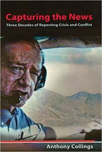 Collings's new book describes his years as a print and television journalist.