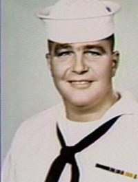 George Perrault Navy headshot, 1965