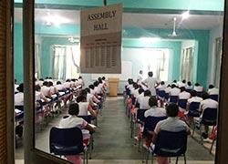 Salokaya classroom