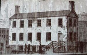 First U-M building in Detroit.