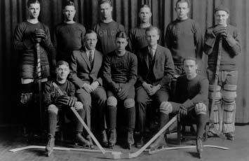 1924 Hockey Team