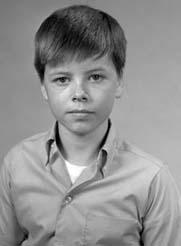 Ken Burns the schoolboy