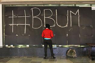 BBUM board by Adam Glanzman.