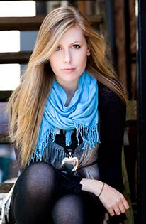 Julia Strecher (Image courtesy of Vic Strecher.)