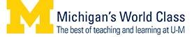Michigan's World Class Logo