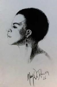 Portrait of Lenoir Bertrice Smith