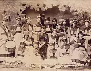 Tinder collection, Broom Brigade