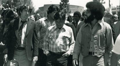Hayden, Chavez, Msemaji -- Tom Hayden Papers at U-M