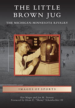 The Little Brown Jug book cover (Arcadia)
