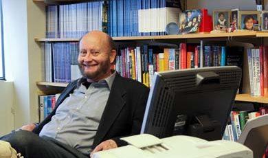 U-M's Ronald Inglehart -- New retirement is no retirement