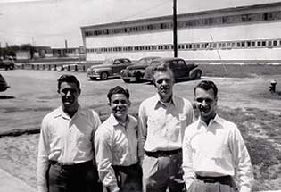 Gartner's pals at Willow Run, courtesy of Gartner, 11-14