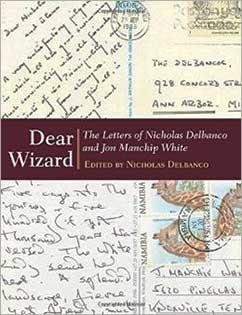 Book cover, Dear Wizard