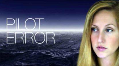 Pilot Error Movie Poster, courtesy of Dewey Decimal Productions