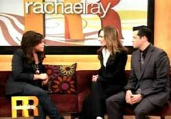 The Mayoras with Rachael Ray.