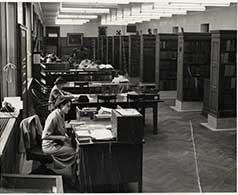 DPL reading room.