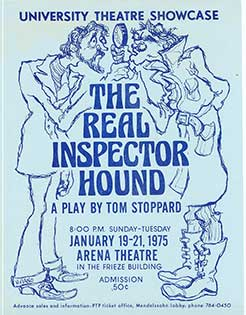 Viviano - The Real Inspector Hound