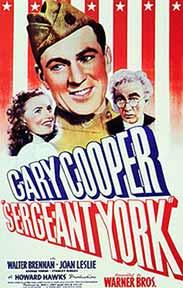 Sgt. York Poster