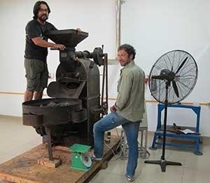 Devigne & Janin roaster