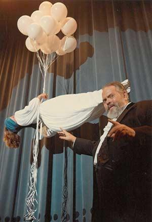 Welles magic trick.