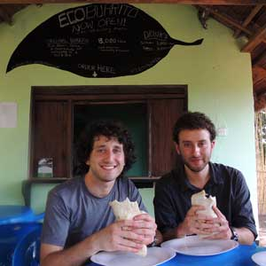 EcoBurrito in Uganda