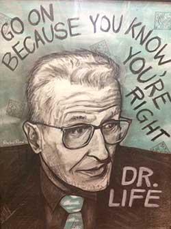 """""""Dr. Life"""" by Rachel Reed,1993, Bentley"""