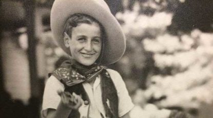 Jack Kevorkian as a boy, Bentley Archive