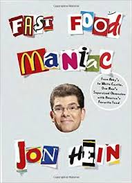 Fast Food Maniac book cover