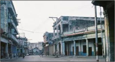 Havana, Suburb of Jesus del Monte
