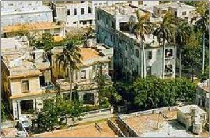 Havana, Vedado