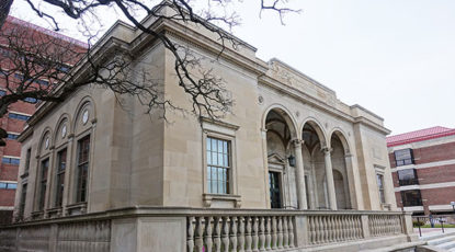 Clements Library Exterior