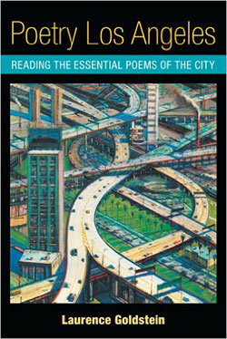 Poetry Los Angeles book cover, Goldstein