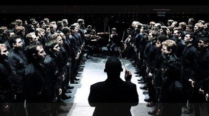 Seven Last Words of the Unarmed: Michigan Men's Glee Club