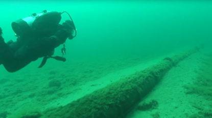 Pipeline, Straits of Mackinac