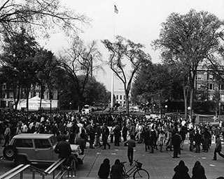 The Diag, late '60s, Bentley Historical Library.