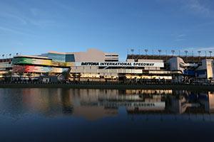 Daytona International Speedway, Exterior, Coyne PR
