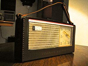 Chace's radio