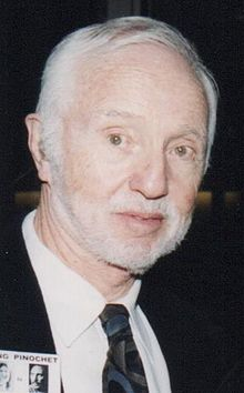 Haskell Wexler in 1999. (Wikipedia.)