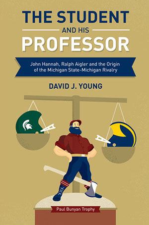 Student and his professor book cover