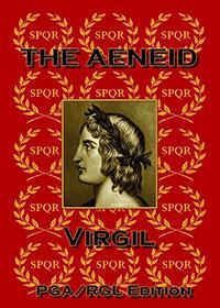 The Aeneid book cover