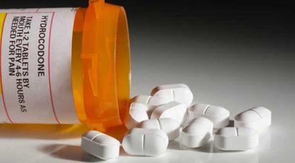 Spilled pills, stock