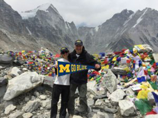 Michigan in Nepal