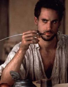 Joseph Fiennes as Shakespeare (Universal Pictures)