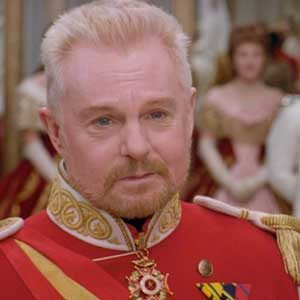 Actor Derek Jacobi as Claudius, 1996.