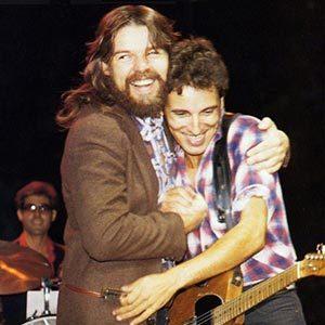 Seger and Springsteen at Crisler Arena, Ann Arbor, 1980.