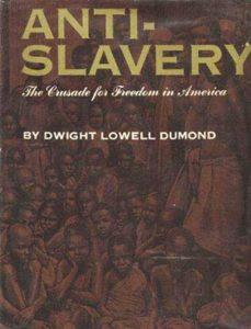 Anti-Slavery book cover