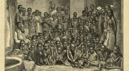 Anti-Slavery cover art