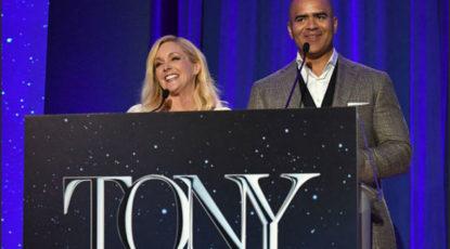 Tonys podium, per LSA