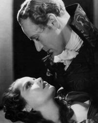 Leslie Howard and Merle Oberon, Scarlet Pimpernel